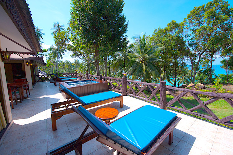 Thai Twin House Sea view